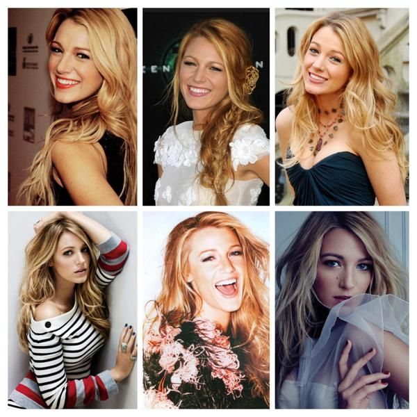 Blake Lively is flawless.
