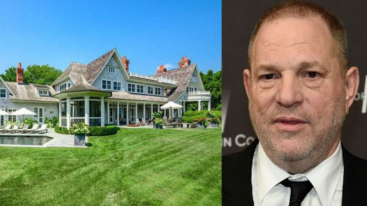 FOX NEWS: Harvey Weinstein sells Hamptons mansion at a loss