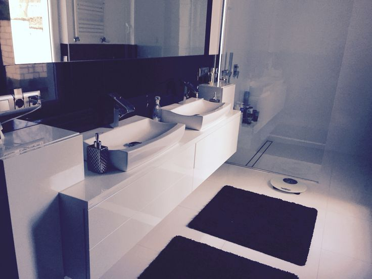 #home decor #black and #white #house #room #toilet