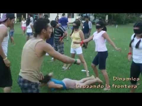 Retiro juvenil 2012 - Iglesia de Cristo - YouTube