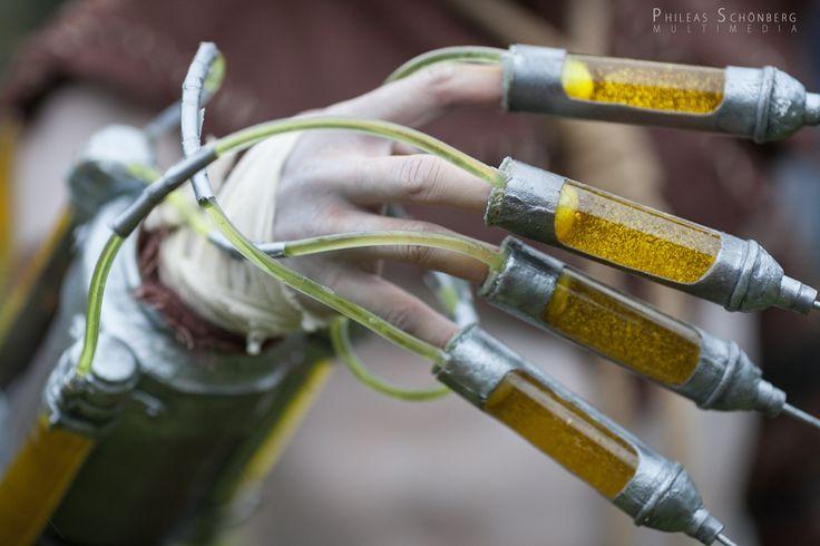 Scarecrow (Dr. Jonathan Crane) - Arkham Asylum by IronMask90.deviantart.com on @deviantART