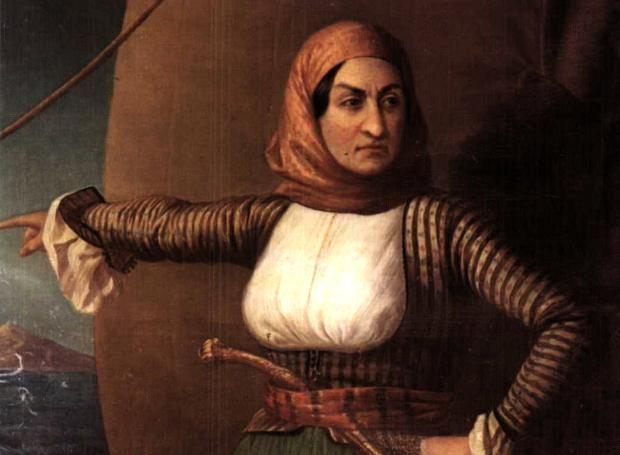Λασκαρίνα Μπουμπουλίνα (1771 – 1825)
