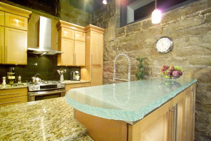 55 Best Glass Countertops Images On Pinterest Glass