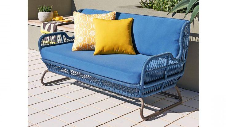 Sorento Outdoor Love Seat | Domayne