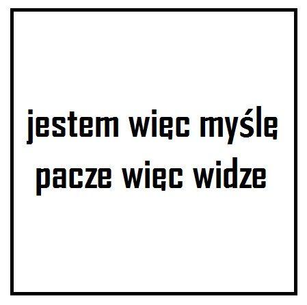 Dominika Szarf - wlepka 2014 #wlepka #komwiz #design #grafika #pacze #wiec #widze