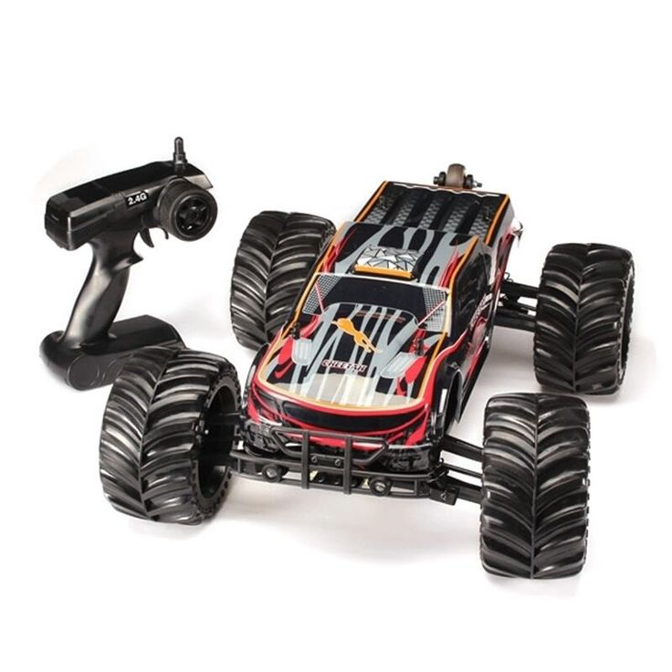 Brand New JLB Racing CHEETAH 1/10 Brushless RC Remote Control Car Monster Truck
