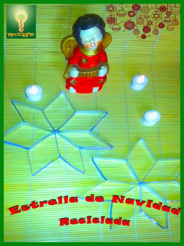 Cómo hacer una Estrella de Navidad ♪