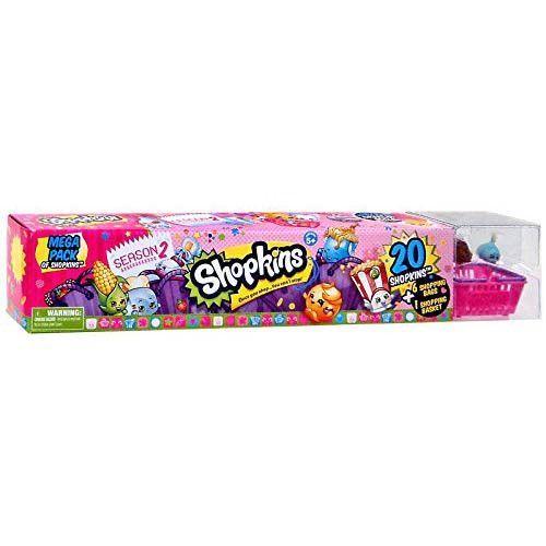 Shopkins Mega Pack Season 2 [Set of 20 Shopkins]