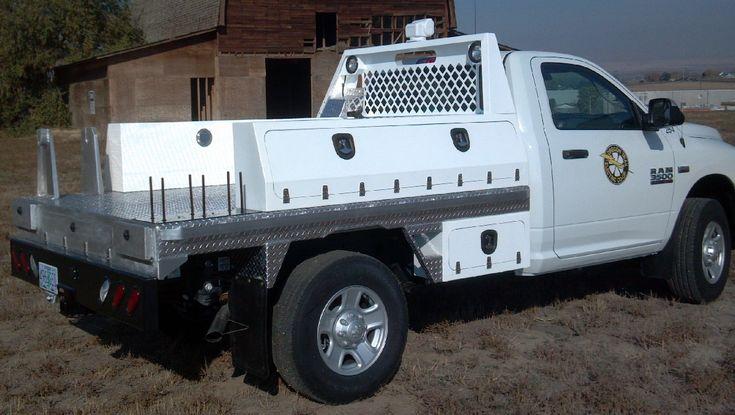 HEAVY Duty / LIGHT Weight combination utility bed & ATV hauler