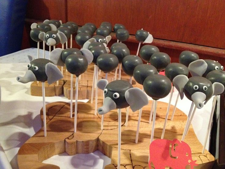 m s de 25 ideas incre bles sobre cake pops elefante en pinterest baby shower cakepops baby. Black Bedroom Furniture Sets. Home Design Ideas