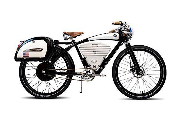 E Bikes Gehoren Seit Einer Weile Zum Alltaglichen Strassenbild Ganz Neu Ist Jedoch Der Trend Zum Vintage E Bike Das Sin Bicycle Electric Bike Electric Bicycle