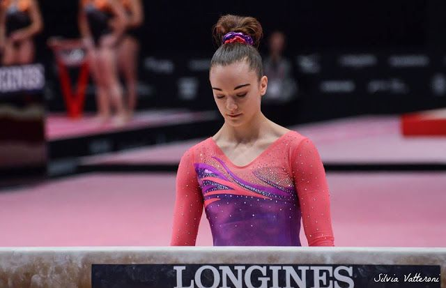 US Maggie Nichols Suffers An Injury In The Olympic Year
