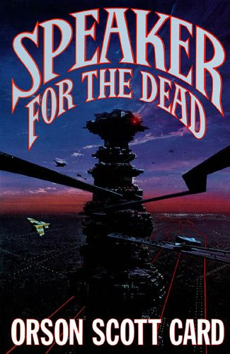 "After you've finished ""Ender's Game"" by Orson Scott Card, try ""Speaker for the Dead."""