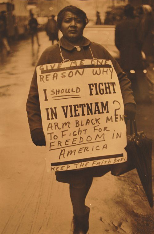 racism society and the vietnam war 31, 1967 that warned against the sickness of racism, excessive  open ended  commitment to military expenditures on the vietnam war that all.