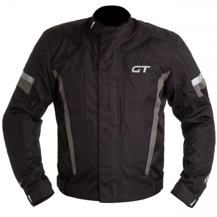 JAQUETA GT TECH3 PRETO CINZA - SpeedMotos