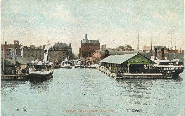 Old Toronto Postcards