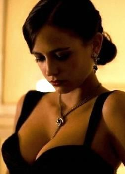 Eva green casino royale hot well. You