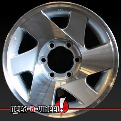 "2002-2004 Mitsubishi Montero Sport oem wheels for sale. 16"" Machined stock rims 65780 https://www.need-a-wheel.com/rim-shop/16-mitsubishi-montero-sport-oem-wheels-rims-machined-65780/, , #oemwheels, #factorywheels"