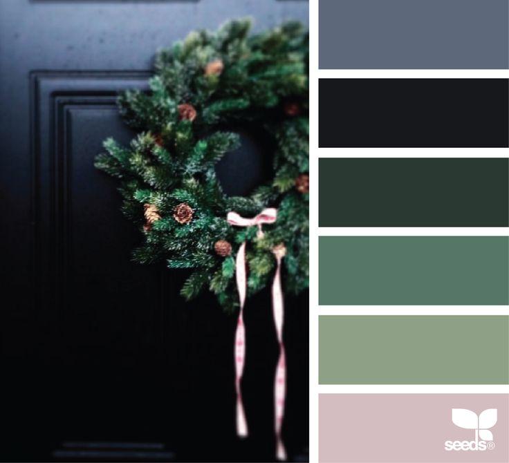 holiday a door