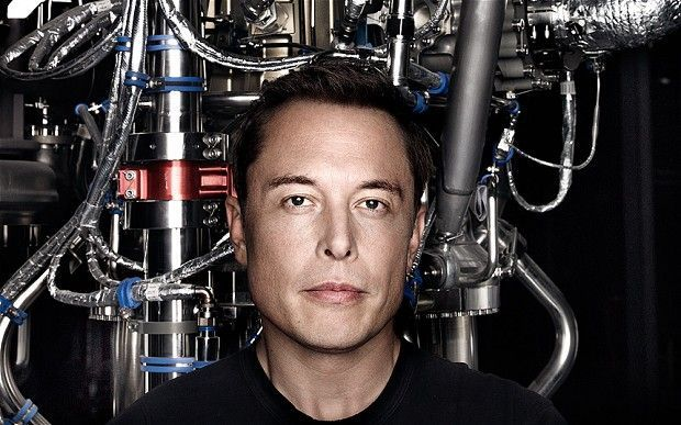 Meet tech billionaire and real life Iron Man Elon Musk
