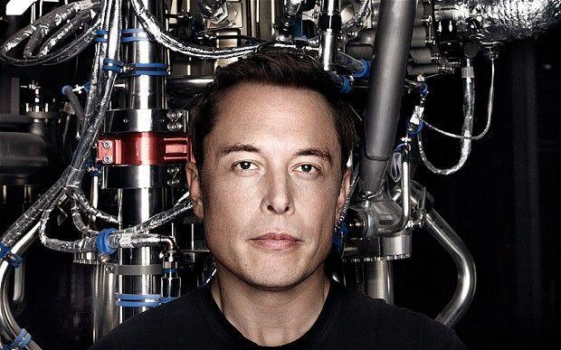 Meet tech billionaire and real life Iron Man Elon Musk