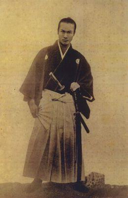 渋沢平九郎 振武軍の参謀を務めた人物で渋沢栄一の養子。