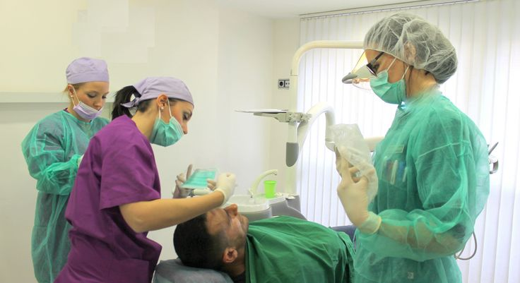Complex case ALL ON FOUR - Dental Asensio