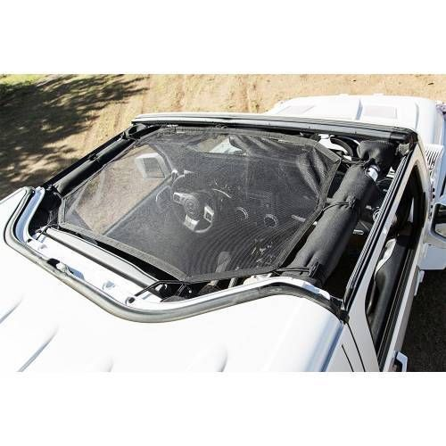 Hardtop Sun Shade, Black, 07-16 Jeep® Wrangler JK/JKU