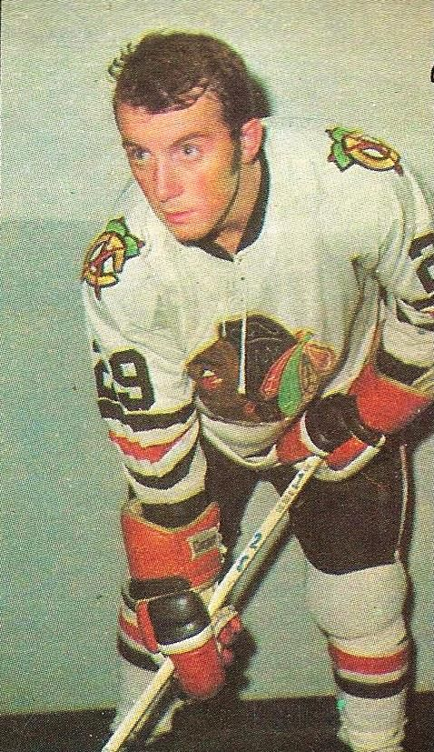 Terry Caffery was credited for inventing the backward grip for faceoffs.