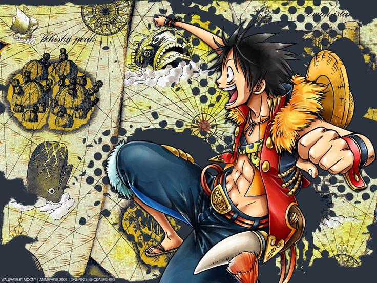 Luffy One Piece HD Wallpaper Download : Anime Walppaper