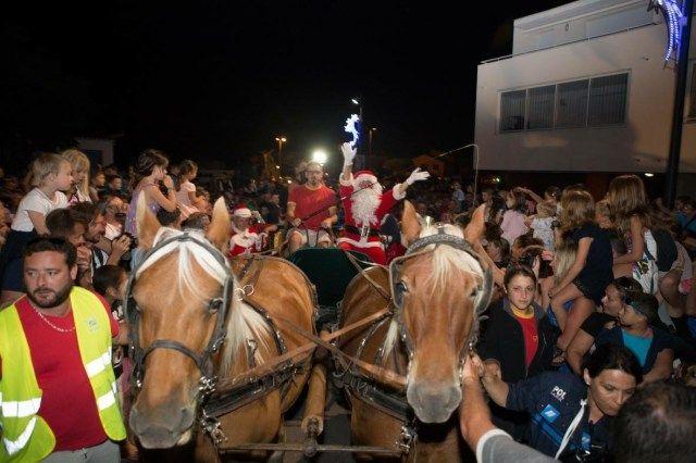 Noël à la plage de Saint-Cyprien : lassociation Enfants et Santé a offert 560 cadeaux aux enfants