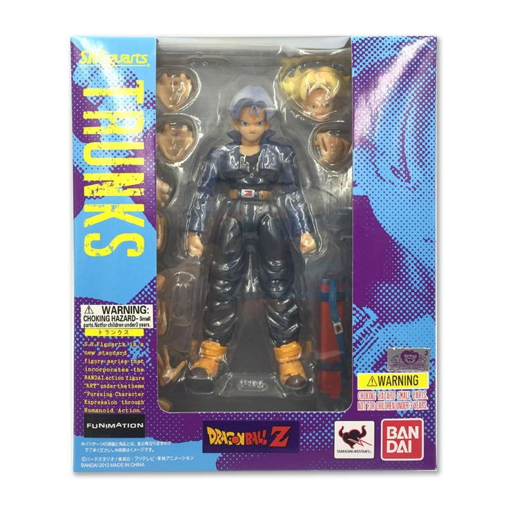 Dragon Ball Z SHFiguarts Future Trunks Action Figure //Price: $48.00 & FREE Shipping //     #actionfigure