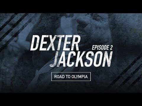 "Dexter Jackson ""Road To Olympia 2017"" Episode 2 - YouTube"