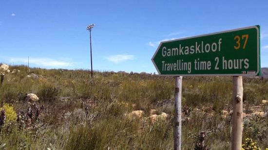 Gamkaskloof  Hell of a place or a heavenly hiatus?