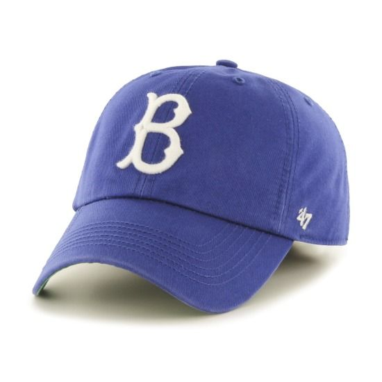 Brooklyn Dodgers Game Franchise Fitted Hat by '47 Brand | SportsWorldChicago.com  #Dodgers #BrooklynDodgers