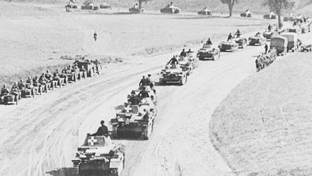 Germany Invades Poland  No matter what the allies did, Hitler was determined for Germany to start a war.