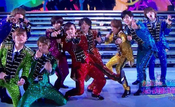 Hey! Say! JUMP
