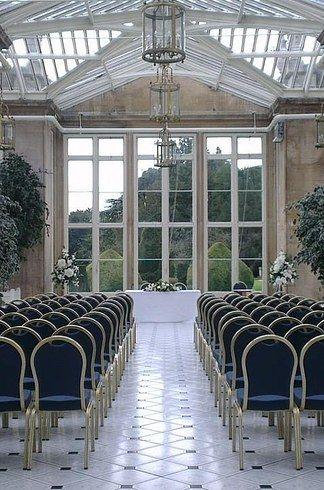 Stoke Rochford Hall, Lincolnshire | 24 Breathtaking British Wedding Venues