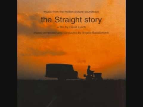 Straight Story Soundtrack - Laurens Walking