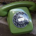 Telefono Heraldo Verde Oliva