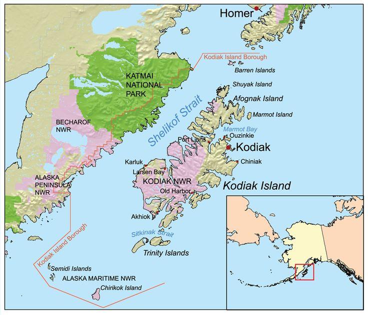 Kodiak Island - Wikipedia