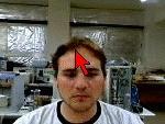 Programa gratuito permite tetraplégicos controlarem o mouse com a cabeça.