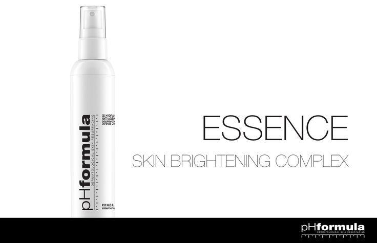 """""""The P.O.W.E.R. essence tonic lightens and brightens the skin, evens out skin tone  #Hydrate #skincare #pHantastic #Power #phformula http://phformula.com/products/p-o-w-e-r-essence-tonic//"""""""