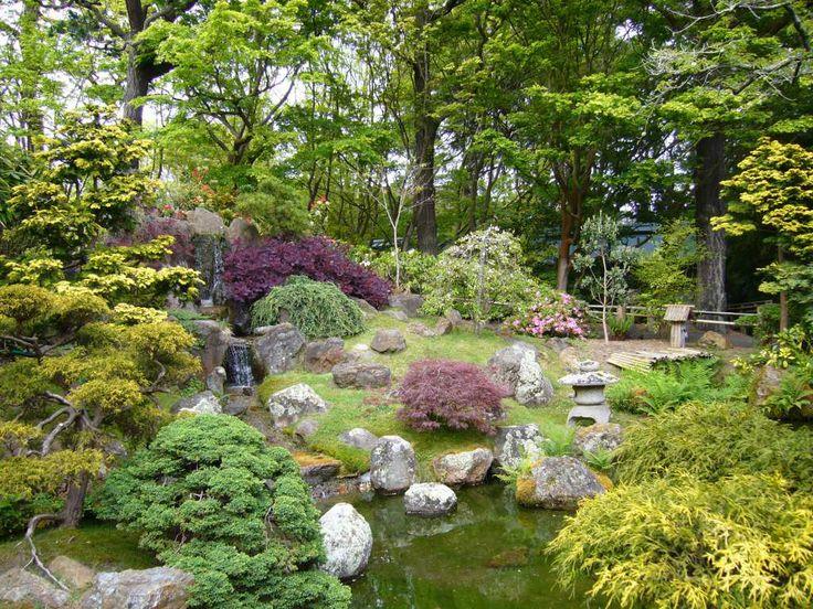 Struktur Gambar Desain Taman Halaman Belakang Rumah Ala Jepang » Gambar 408