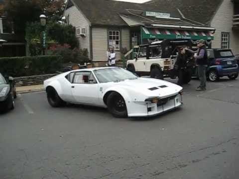 Pantera with 700 hp NASCAR engine