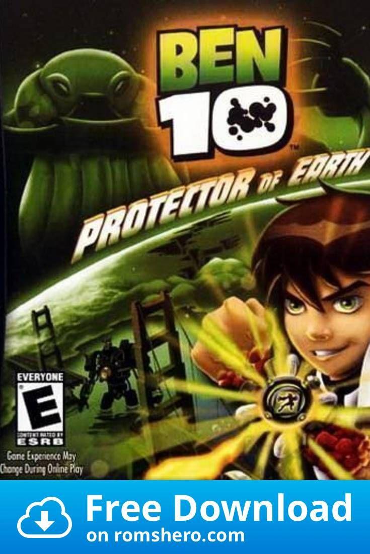 Download Ben 10 Protector Of Earth Nintendo Ds Nds Rom Nintendo Ds Ben 10 Gaming Memes
