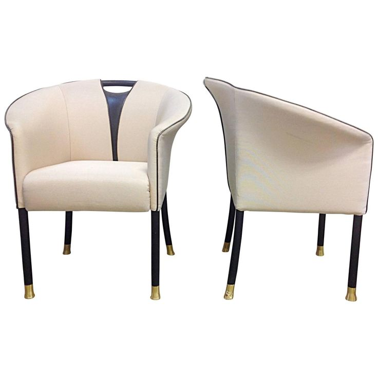 art deco modern furniture. pair of art deco revival armchairs by stendig modern armchairmodern chairsdeco furniture