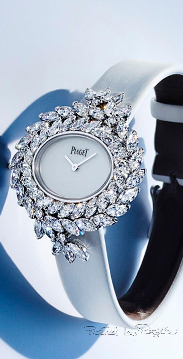Regilla ⚜ Piaget. Via @swisschicboutiq. #watch #Piaget