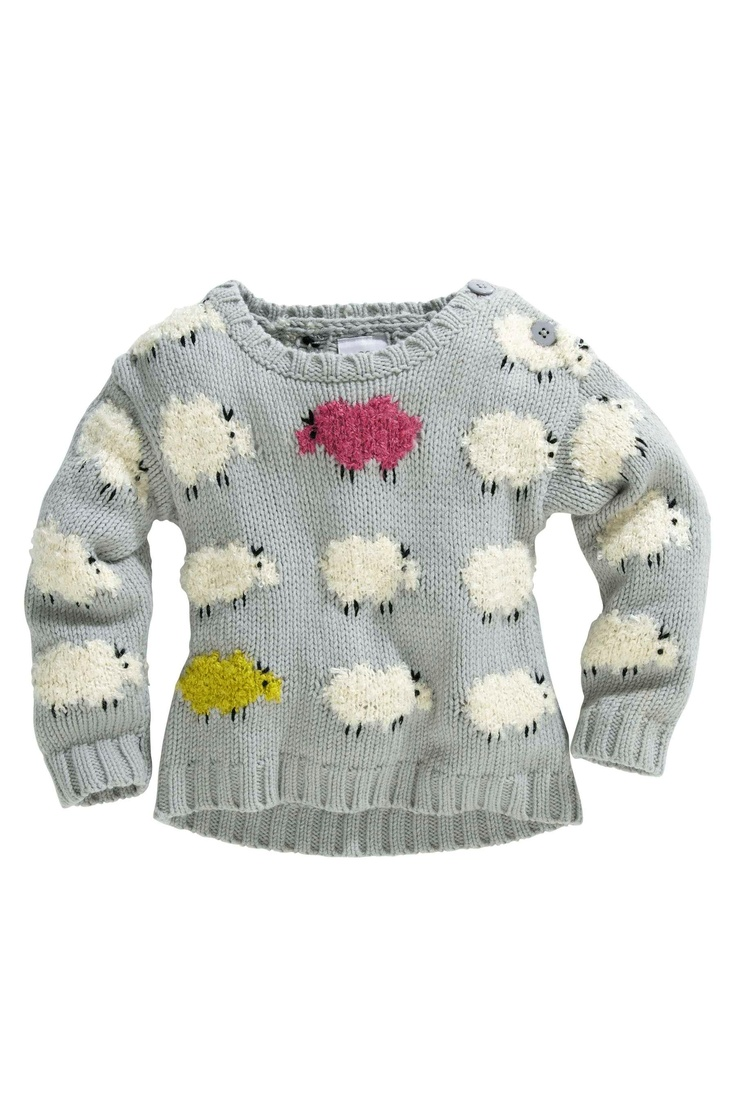 Grey Sheep Jumper from the Next UK