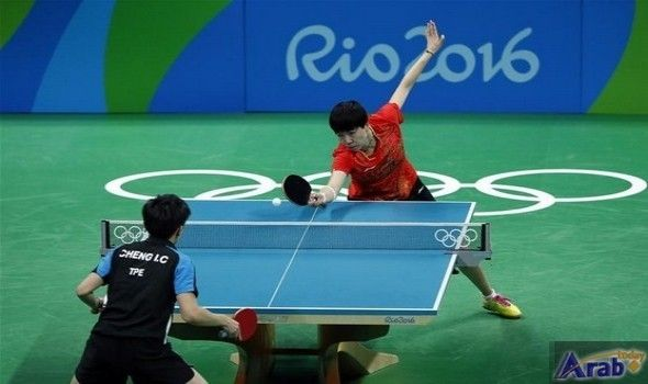 Table tennis results at Rio Olympic Games